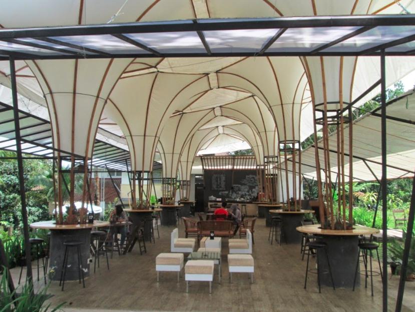 Kedai Melcosh Kaliurang - Apartemen di Yogyakarta