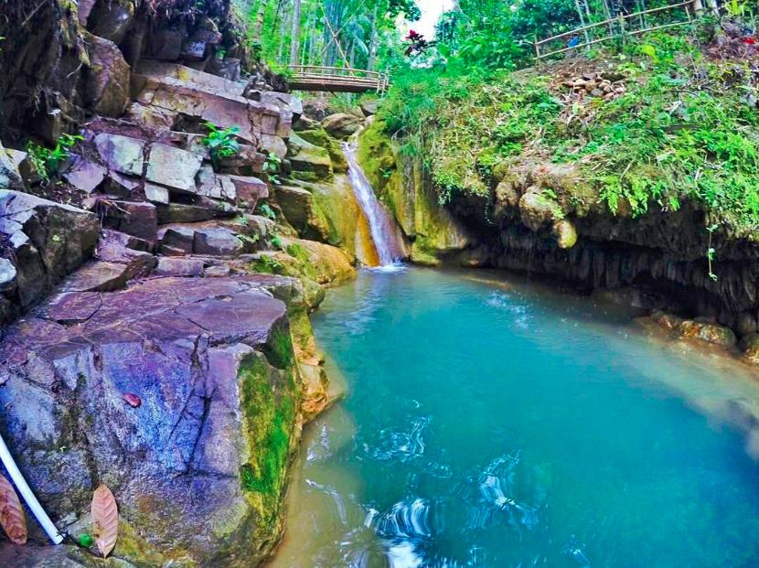 Tempat Rekreasi di Jogja - Kedung Pedut Kulon Progo