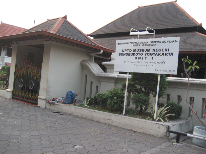 Museum Sonobudoyo - The Palace Jogja