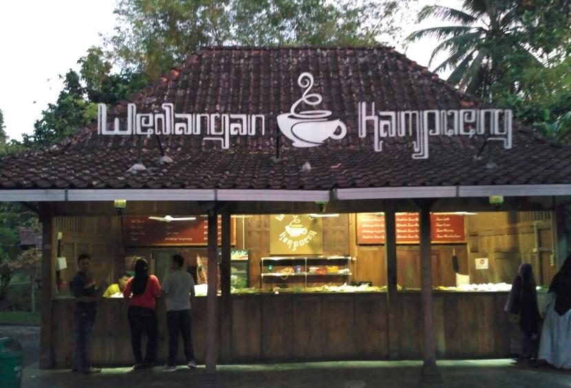 Wedangan Kampoeng - Apartemen di Yogyakarta