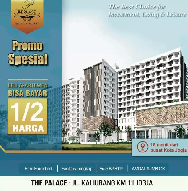 Apartemen Daerah Yogyakarta Dekat Kota