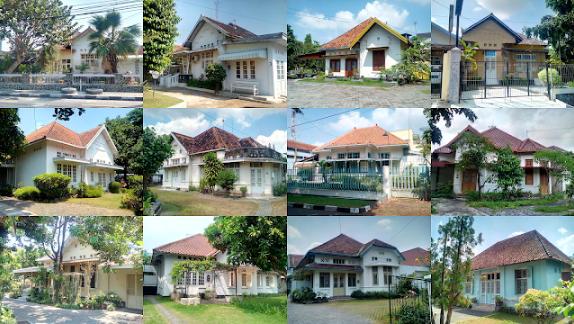 Jejak Kolonial Kotabaru Yogyakarta