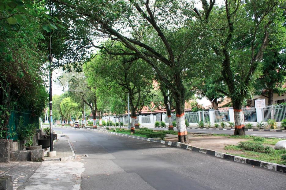 Jalan Kotabaru Yogyakarta